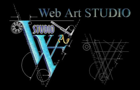 Имиджевый сайт дизайн-студии «WebArt»