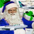 """Рождественское чудо от компании """"WestJet"""""""